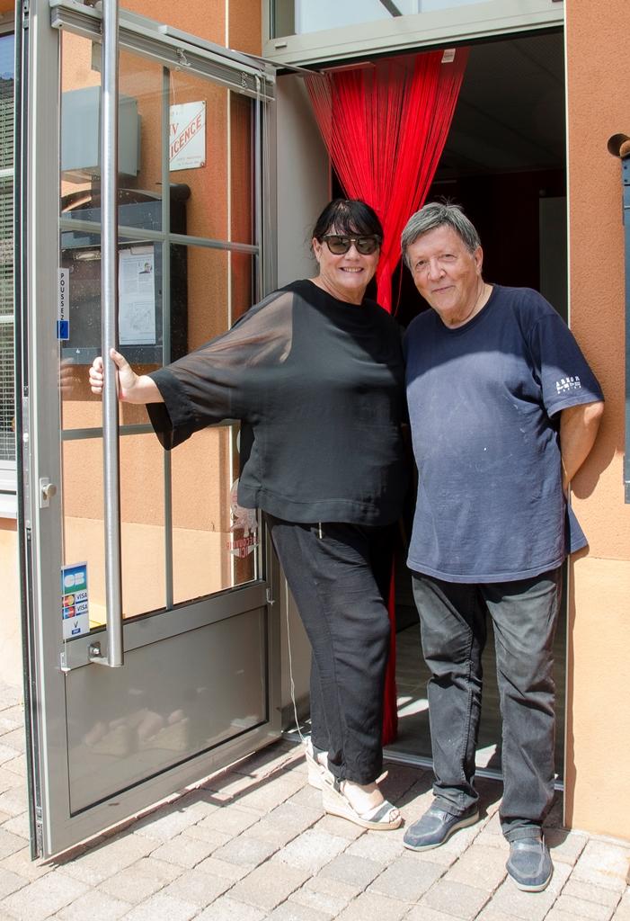 Le restaurant «Chez Josy et Georges» est en vacances…