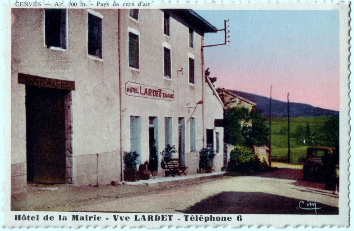 L'histoire du restaurant Dargaud